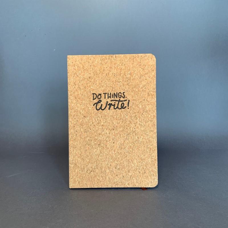 Notizbuch von Pinke Distel