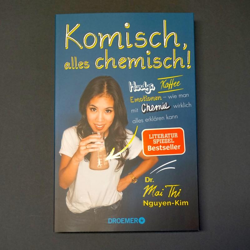 Komisch alles chemisch! Buch von Dr. May Thi Nguyen-Kim