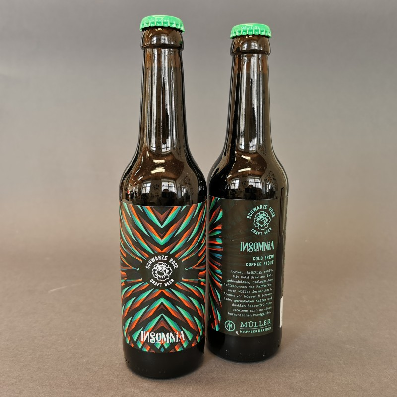 Schwarze Rose Craft Beer