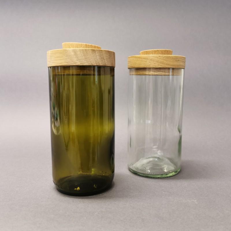 Vase & Dose von Side by Side Socialdesign