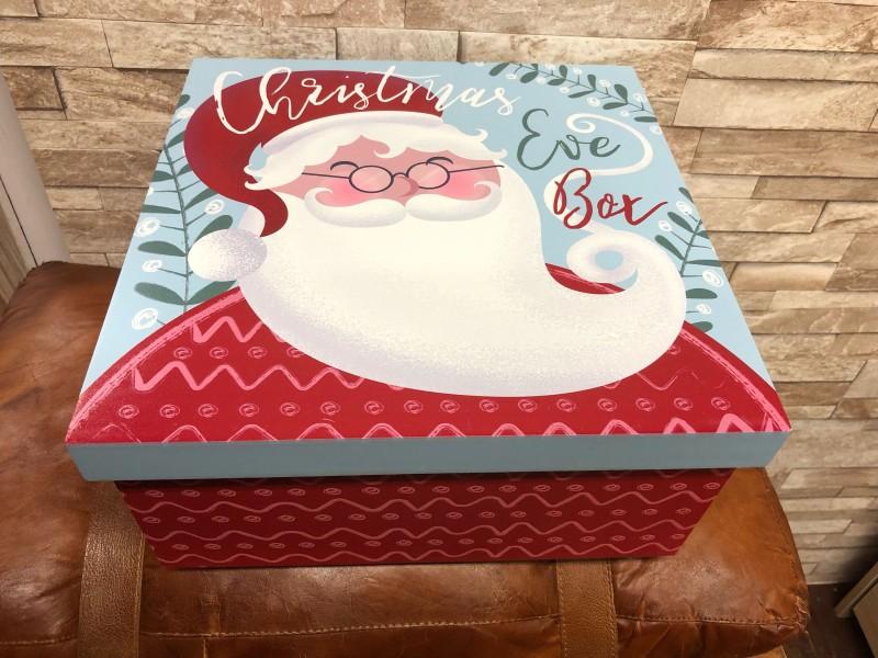 Christmas Eve Santa box