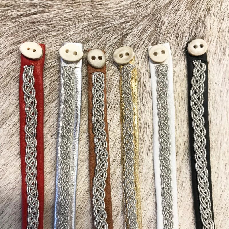 Tinalankaranneke / Sami bracelet
