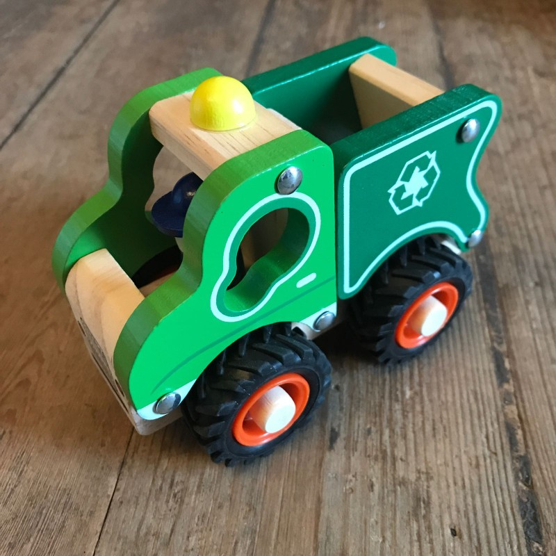 Leke i tre : miljøbil