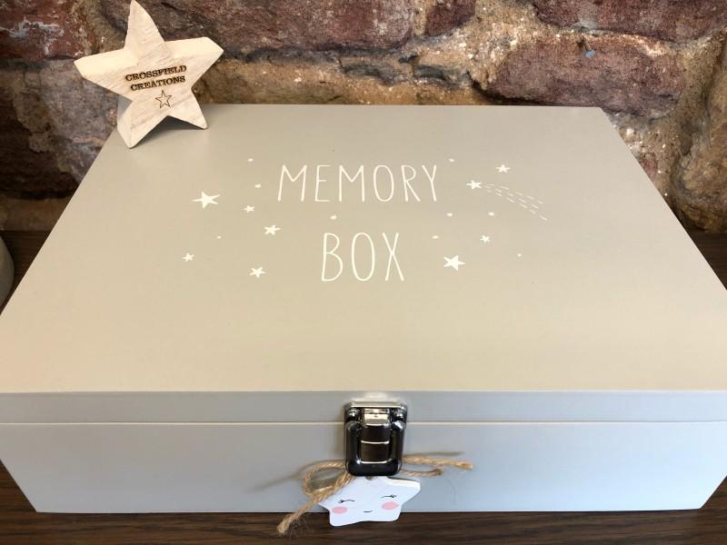 Dream Big Baby Memory box
