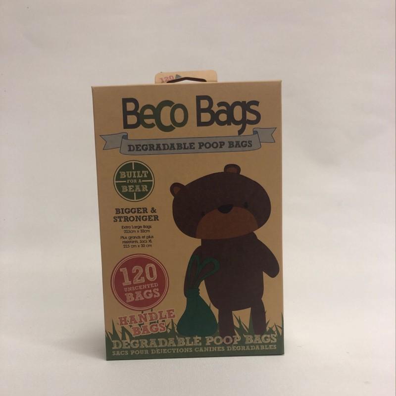 BeCo Bags 120 pack Komposterbara