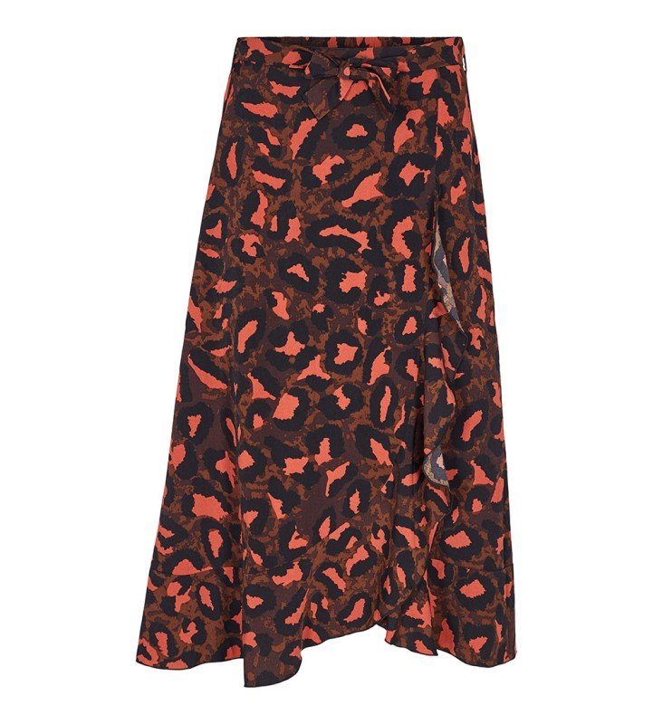Co Couture Debby Animal Skirt a9ff021ee3893