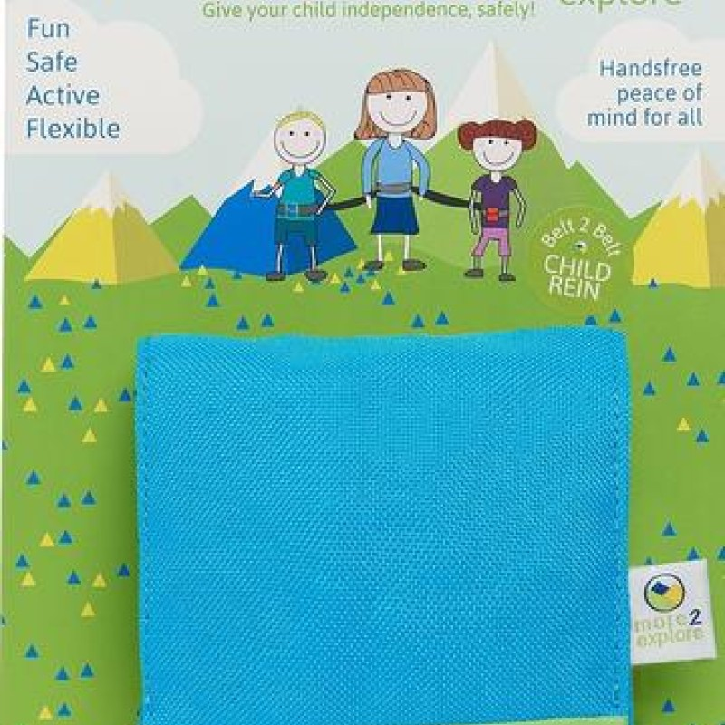 Adventure belt - Blue