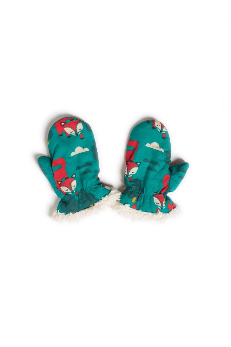 LGR - winter fox mittens