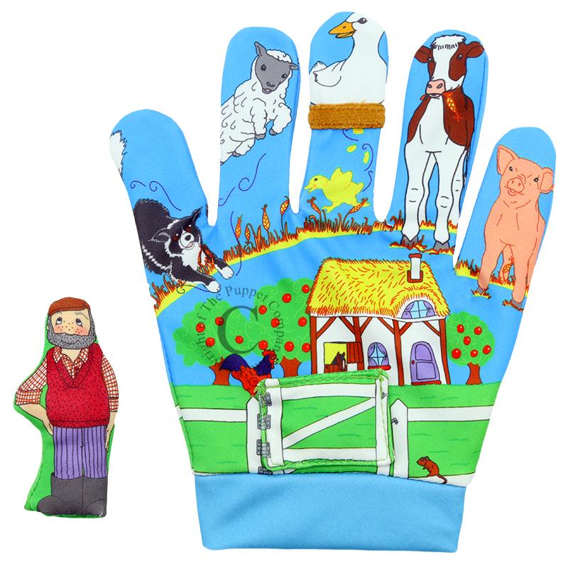 Puppet Company Song Mits - Old MacDonald