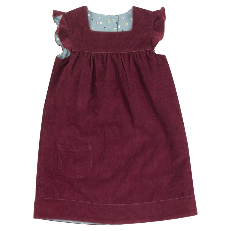 Pigeon - Shift dress - Fig 3-4 years
