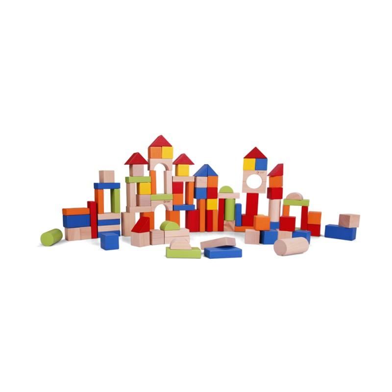 classic world - 100 Blocks