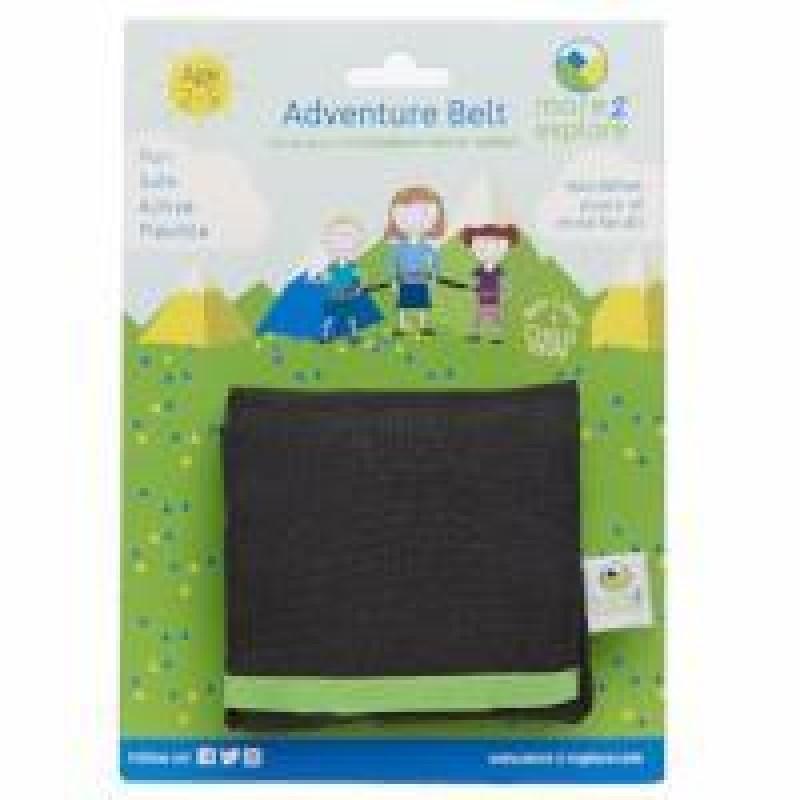 Adventure belt - Black