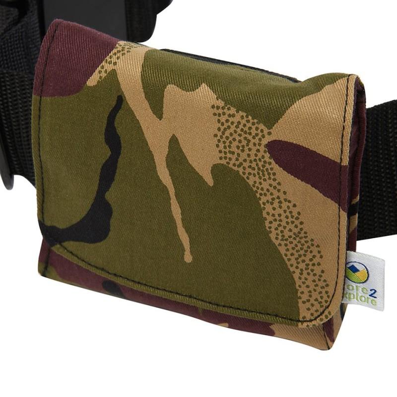 Adventure belt - Camouflage
