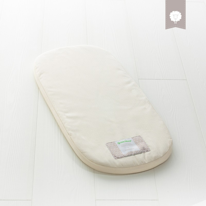 The Little Green Sheep Natural Carrycot Mattress - To Fit Joolz Day Only