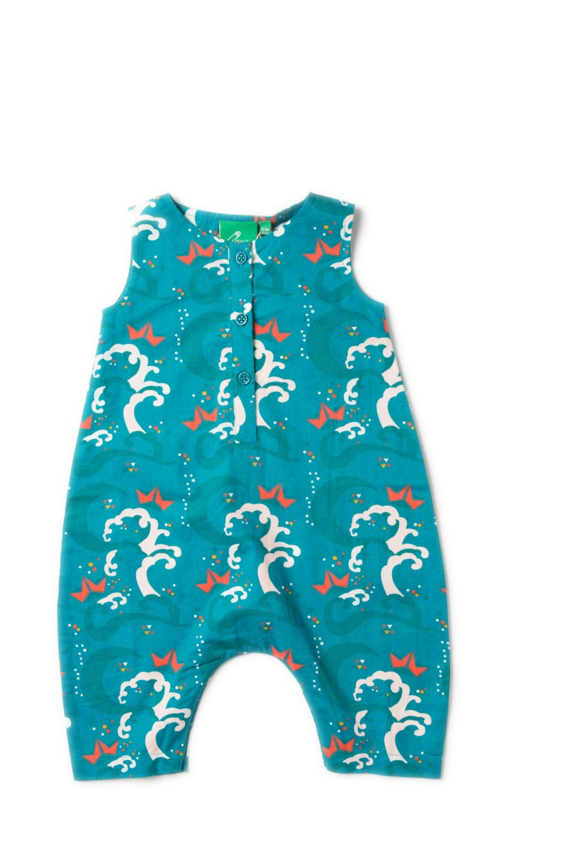 LGR- Over the water playsuit