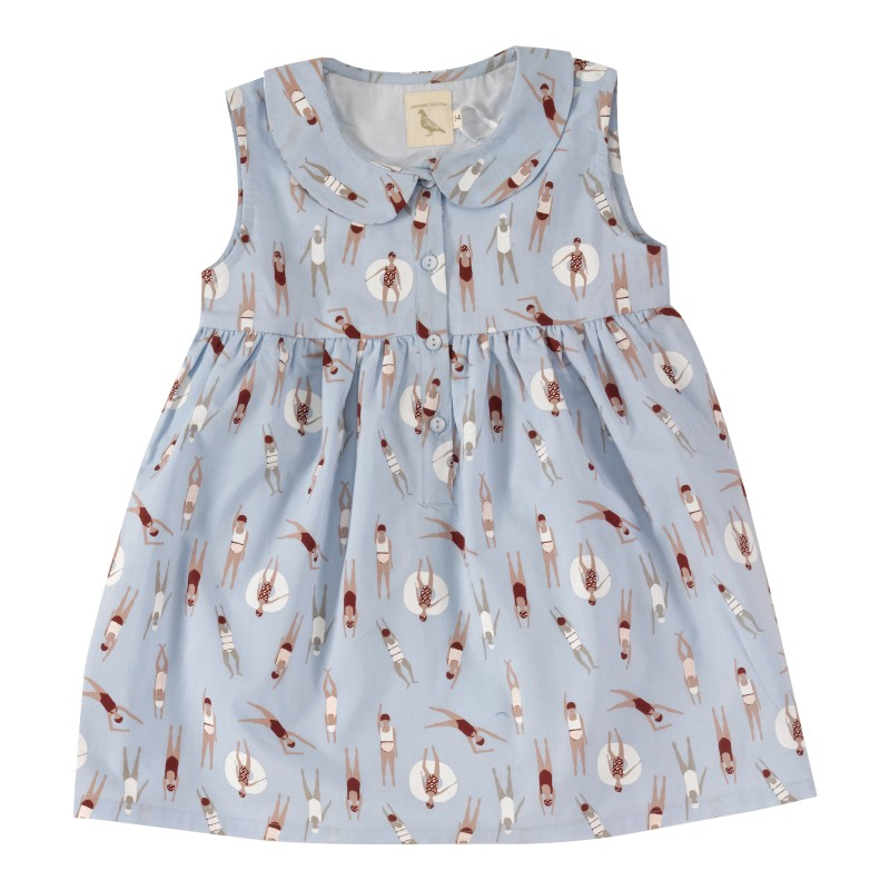 Pigeon - swimmers dress