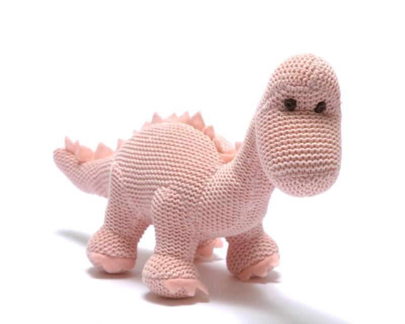 best years diplodocus - pastel Pink
