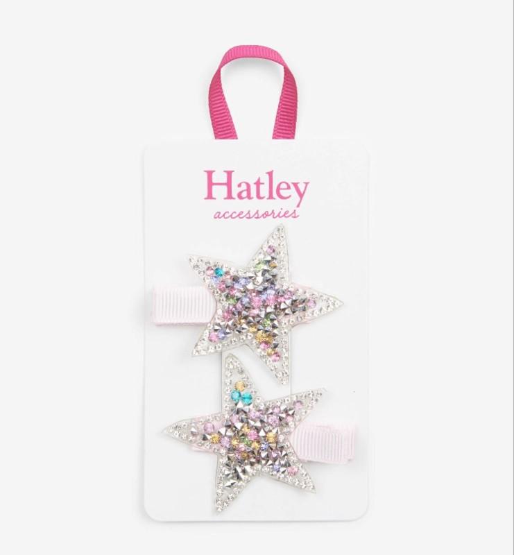Hatley Twinkle Stars Hair Clips