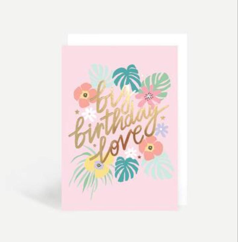 Big Birthday Love (CO01)