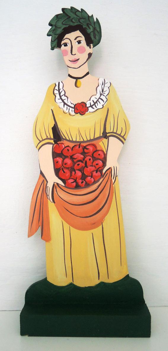 Fru höst / Mrs. Autumn