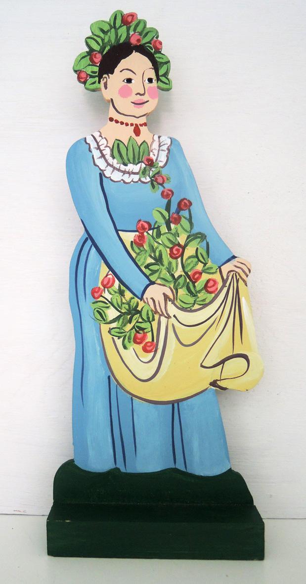 Fröken Vår / Miss Spring