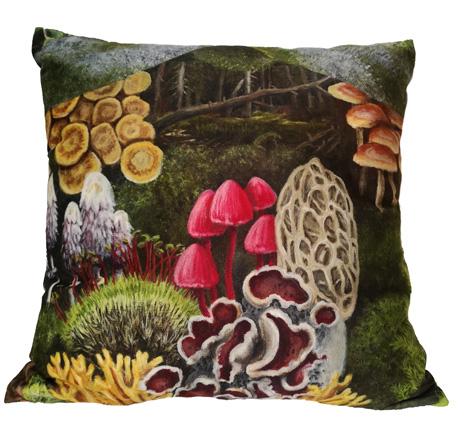 Skogen / The forest - pillowcase