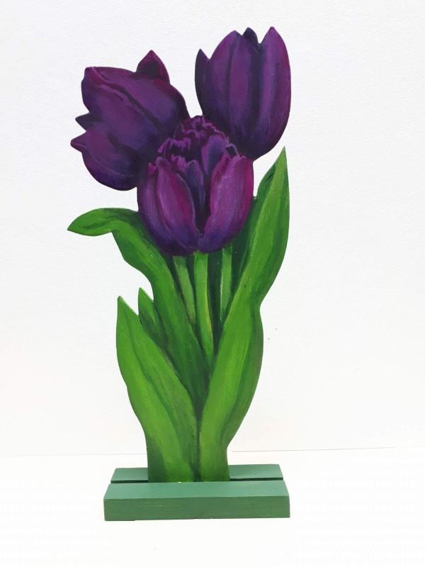 Tulpan - som aldrig vissnar / Tulip - that never fades