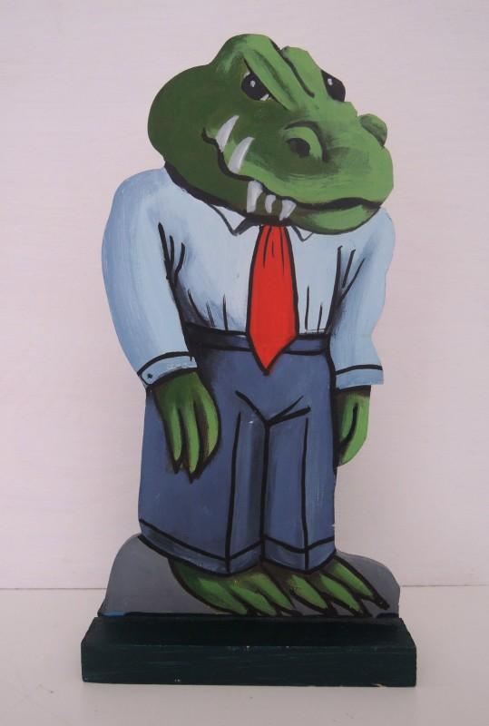 Krokodil, Herr - Crocodile Husband