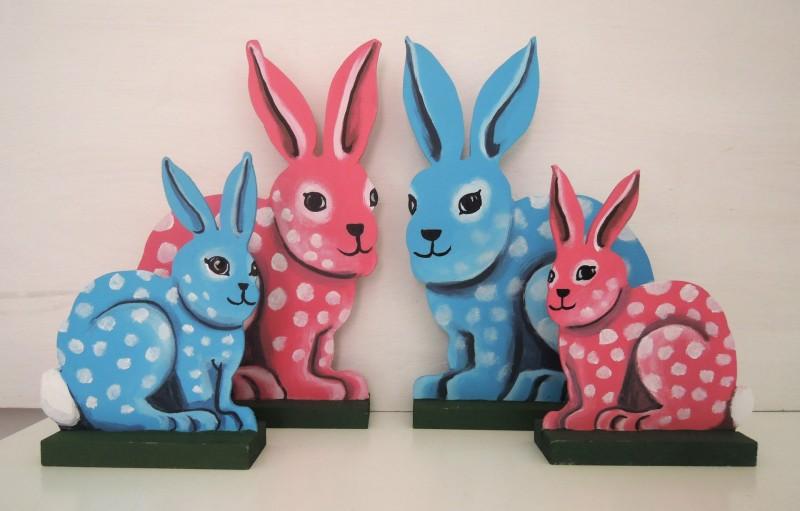 Kanin familj / bunny family