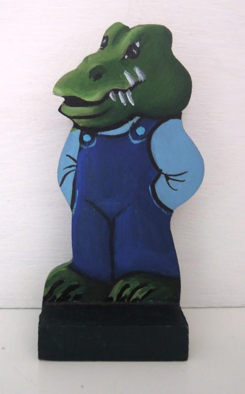 Krokodil Lillebror / Crocodile little brother