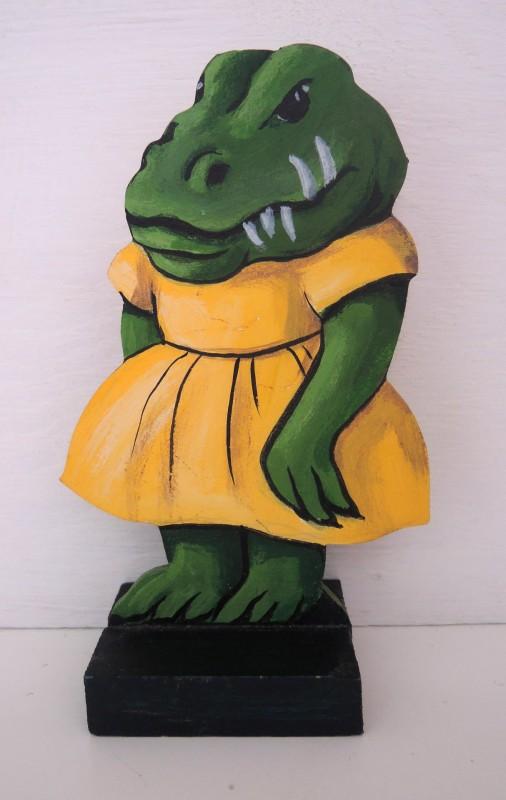 Krokodil Stora syster  -Crocodile Big sister