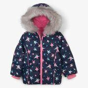 Hatley Twinkle Stars Puffer Coat