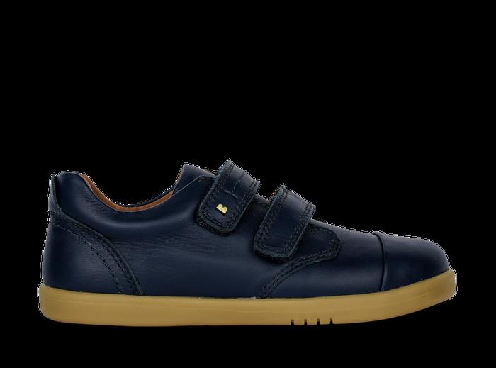 Bobux KP Port Dress Shoe Navy