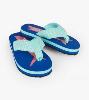 Hatley Shark Flip Flops