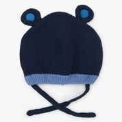 Hatley Blue Bear Ears Baby Winter Hat