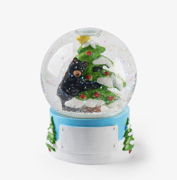 Hatley Mini Snow Globe