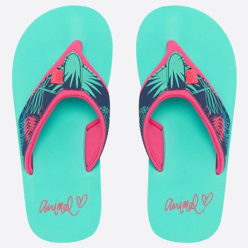 Animal Swish Flip Flops