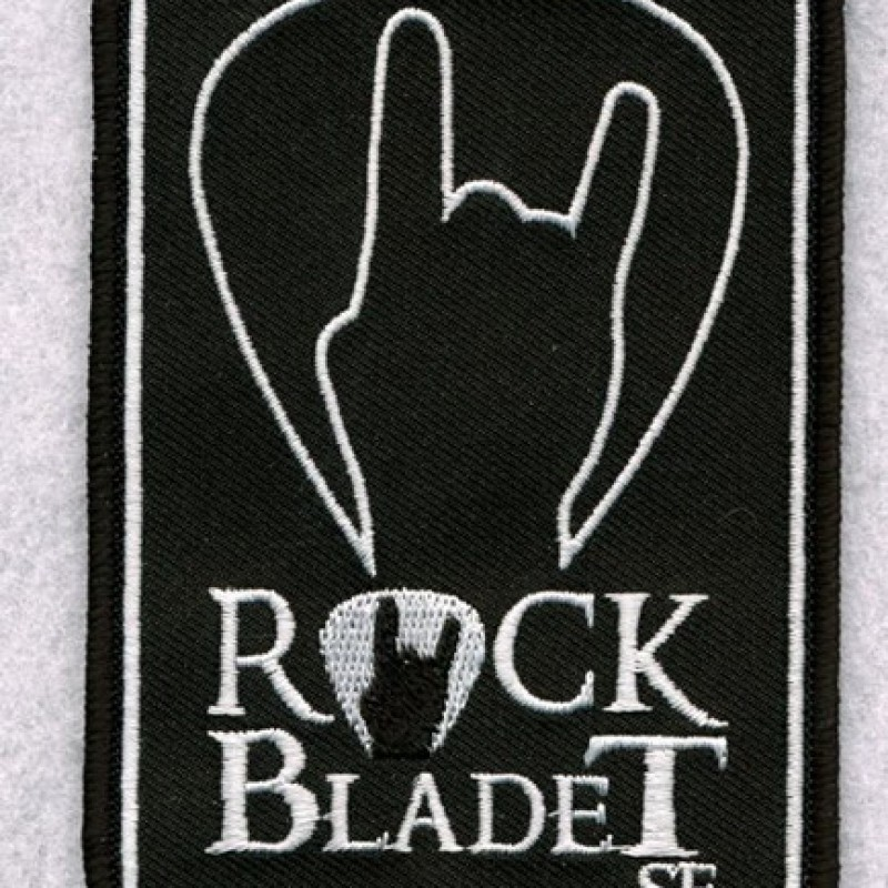 Rockbladet Patch