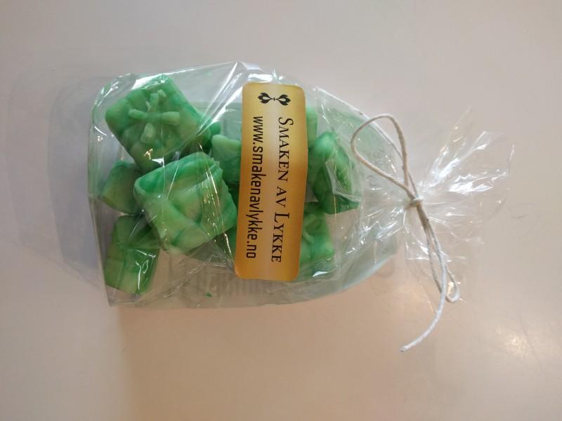 Sitron Limefudge i gavepose