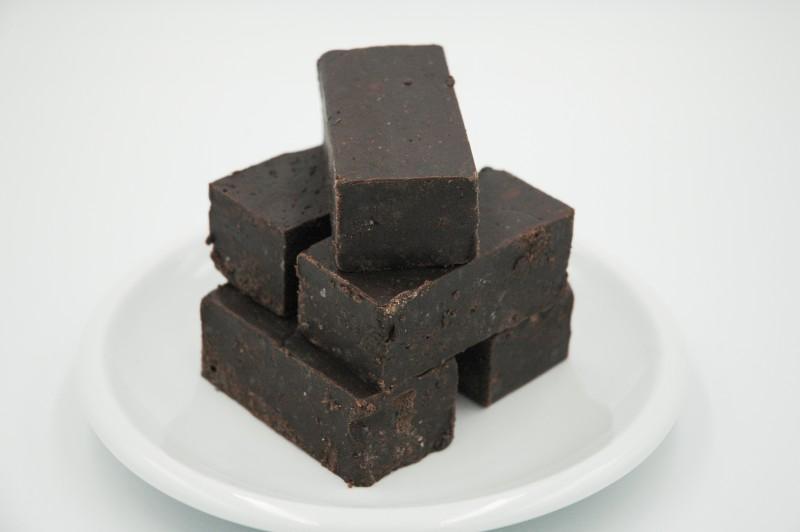 lakris og sjokolade rustne padder