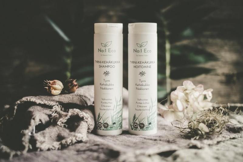 No:1 Eco Tyrni-kehäkukka shampoo