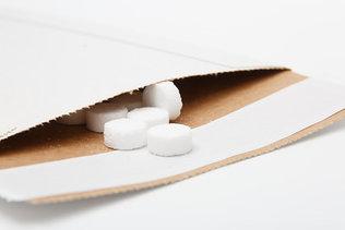 Yleispesuaine täyttöpakkaus Hajusteeton 10tbl