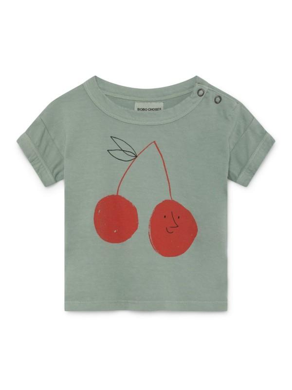 bobo chose cherry short sleeve t-shirt