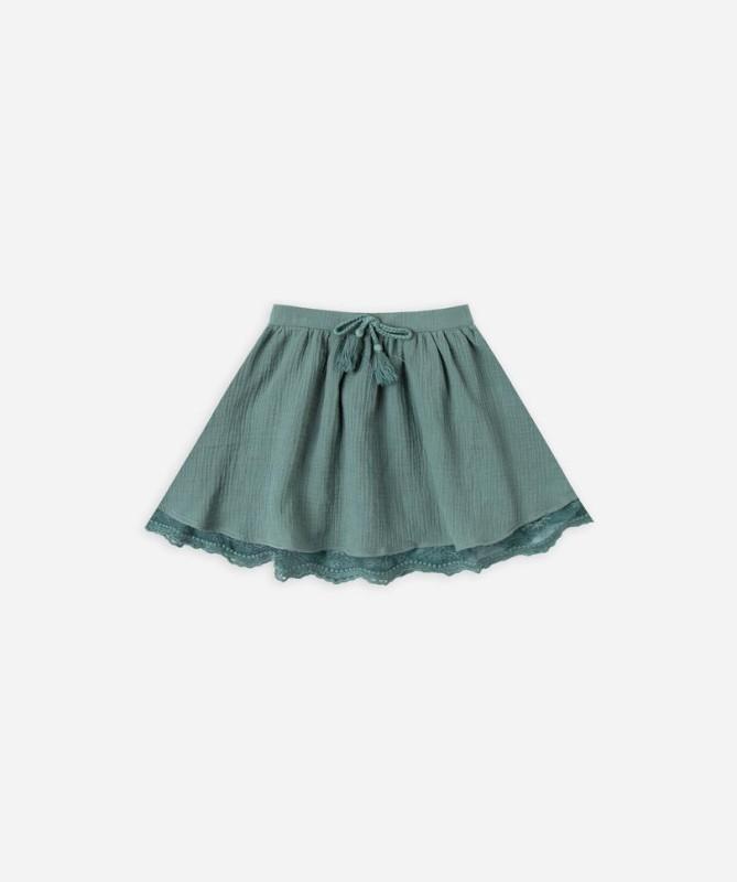 Ryleeandcru Mini Skirt Rainforest