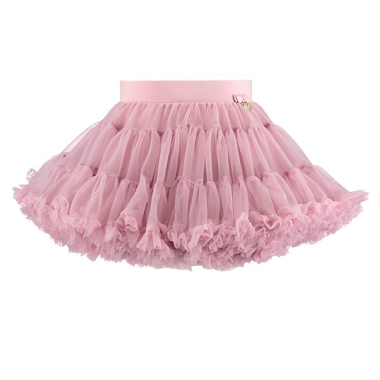 Angel's Face Charm tutu skirt vintage pink