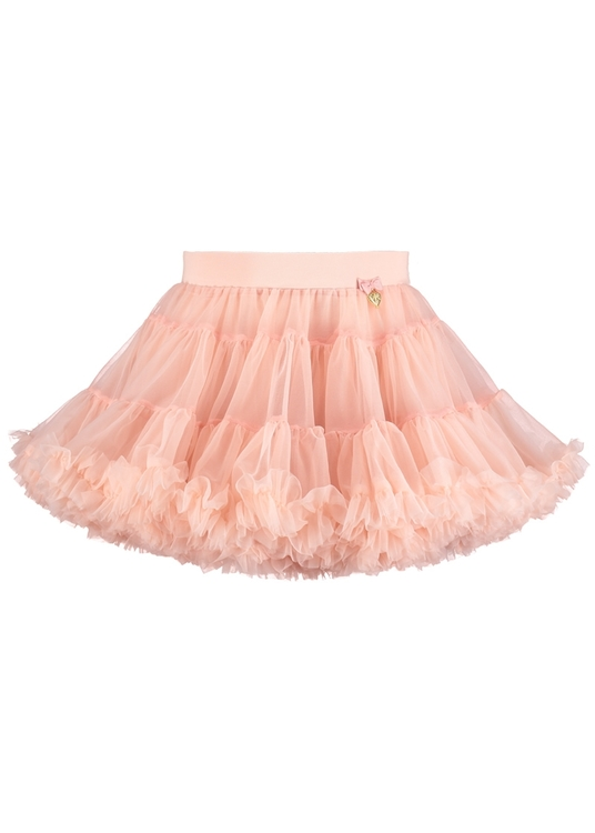 Angel's Face Charm Tutu skirt blush pink