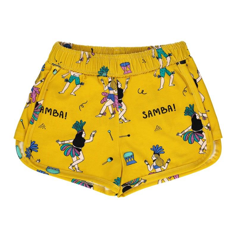 Raspberry Republic Shorts – Samba de Janeiro SS19
