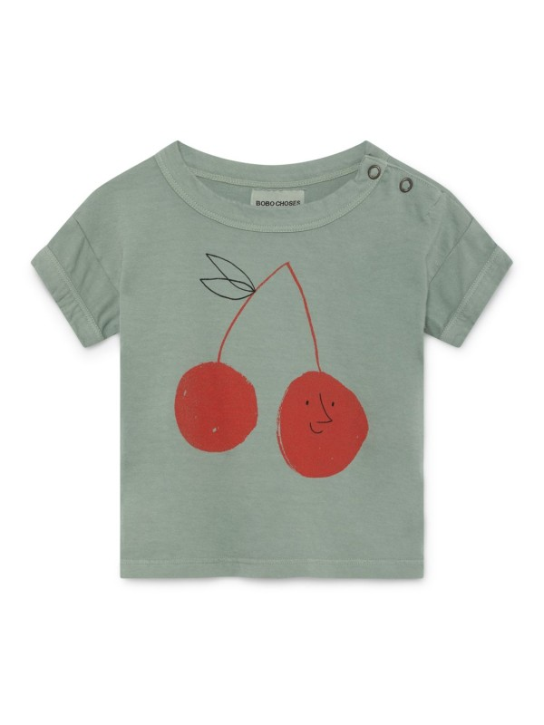 bobo choses ant and apple short sleeve t-shirt