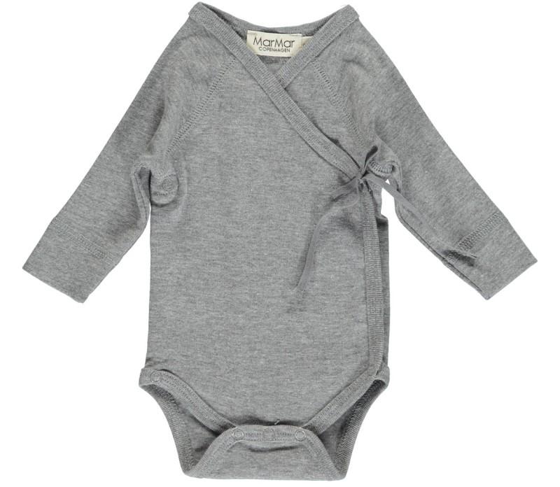 Marmar Belita New Born Body Baby Grey Melange