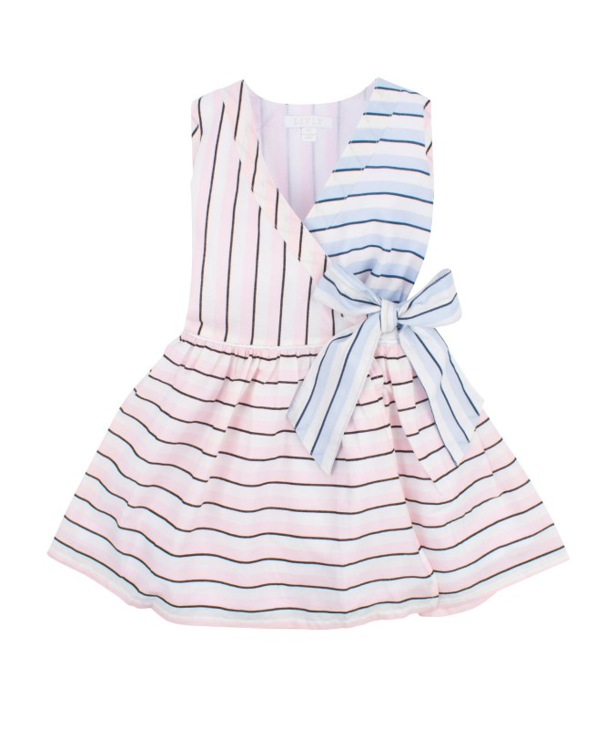 Livly Candy Stripes Libby Dress